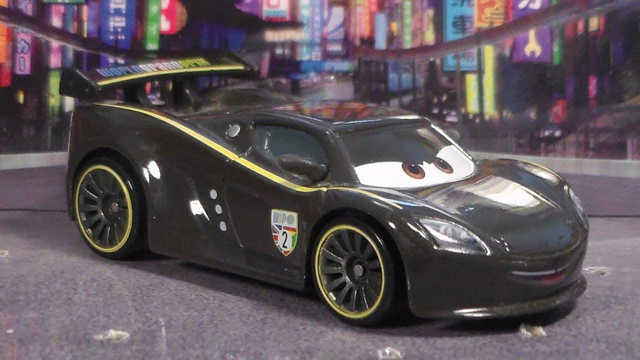 Lewis Hamilton, New 2016 Cars 2 Mattel Wgp Disney Pixar