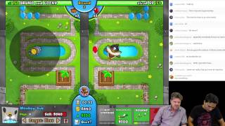 BTD Battles - Bruno and Locky stream replay