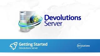 Devolutions Server
