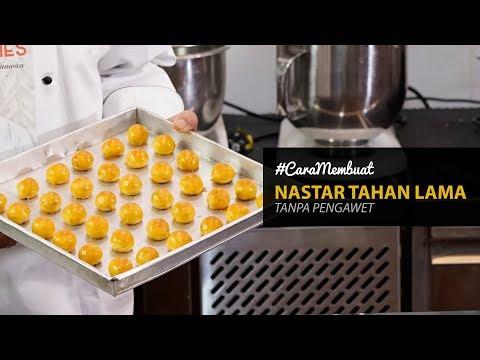 Resep Nastar Dengan dengan Mentega dan 1 kg tepung hemat tetap enak D.A.K EP 99.