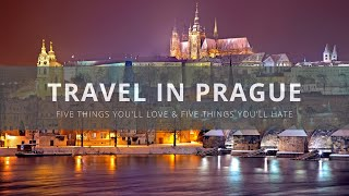 Visit Prague - 5 Things You Will Love & Hate about Prague, Czech Republic thumbnail