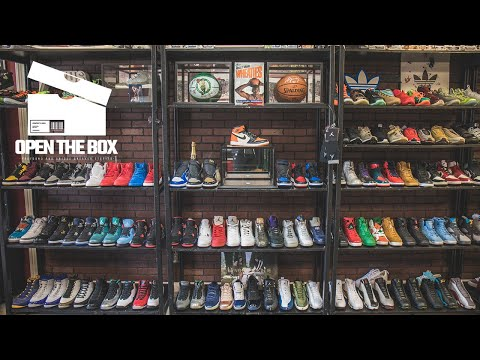 The Sneaker Shop That Started with a 72-Pair Inventory | Open the Box