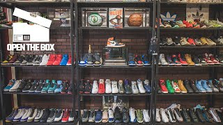 The Sneaker Shop That Started with a 72-Pair Inventory   Open the Box