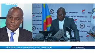 Présidentielle RDC : résultats contestés par Martin Fayulu, la CENCO et la France