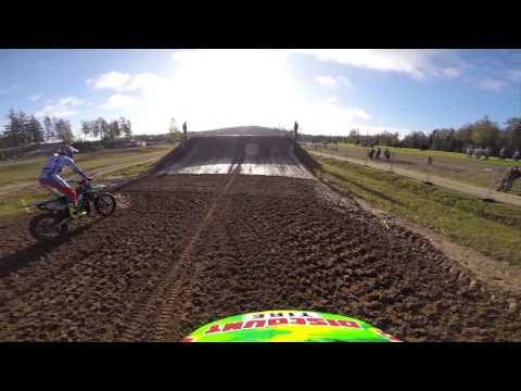 GoPro: Motocross of Nations 2014 Course Preview Kegums, Latvia