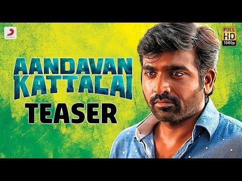 Aandavan Kattalai - Official Teaser |...