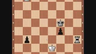 End Game Strategy and Tactics Lesson 3- Playing for a Draw