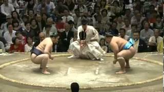 平成25年秋場所10日目 シッ! シッ! sumo 大相撲.