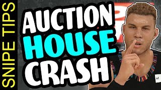 NBA 2K19 - MyTeam - Auction House CRASH