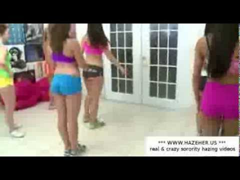 Girls pet walk - crazy sorority hazing video from YouTube · Duration:  1 minutes 18 seconds