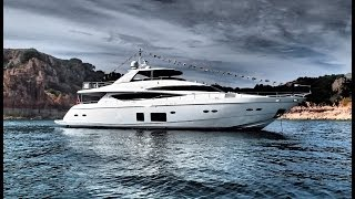 Sold - 2012 Princess 98my - Flybridge Motor Yacht