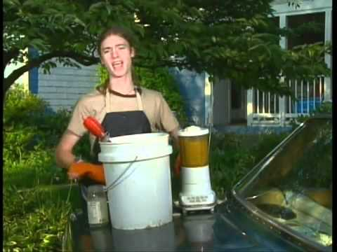 Biodiesel - How to Make biodiesel