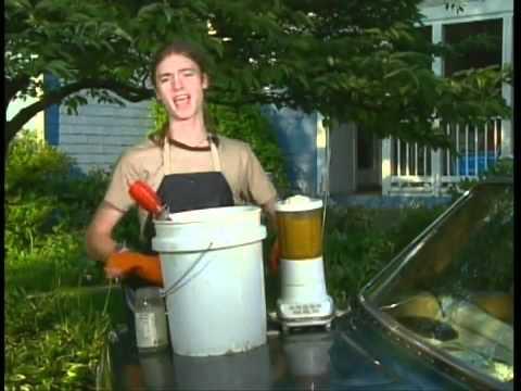 Bio Sel Biodiesel How To Make