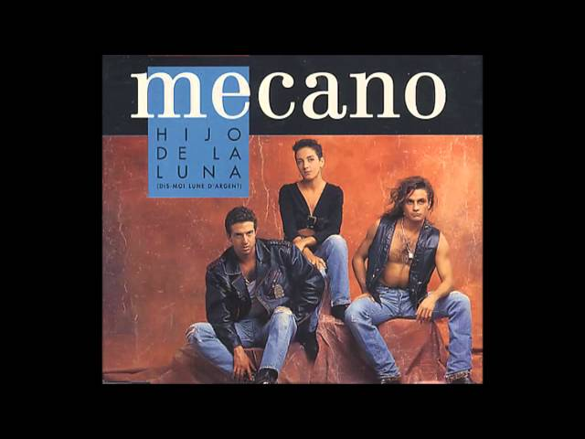 Mecano - Hijo De La Luna, 1990 (Instrumental + Backing Vocals) & Lyrics Videos De Viajes