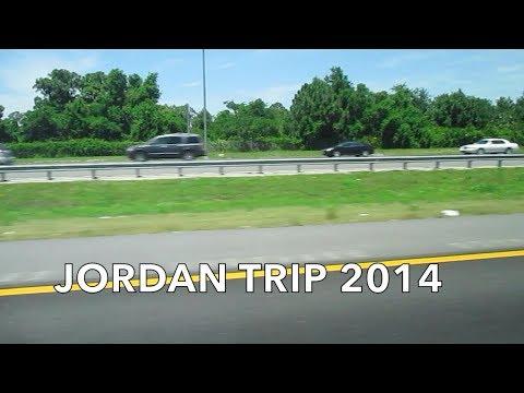 Jordan Trip 2014