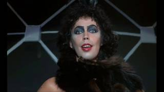 Rocky Horror Picture Show - Frank N'Furter In Slow Motion