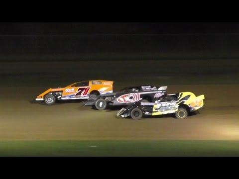 UEMS E-Mod Feature | McKean County Raceway | Fall Classic | 10-14-16