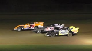 McKean County Raceway Fall Classic UEMS E-Mod Feature