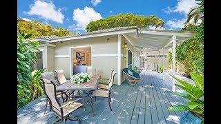 Lanikai Beach House in Kailua @ 142 Haokea Drive Kailua