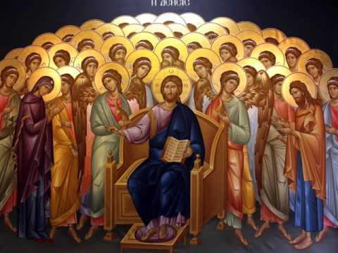 The Orthodox Divine Liturgy in Greek