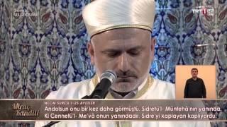 Osman Şahin - Necm (1-25) - Kuran'ı Kerim Tilaveti (Aşir) 2017 Video