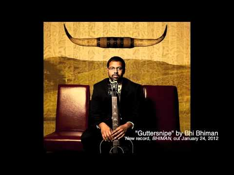 Bhi Bhiman - Guttersnipe (Album Version) - YouTube