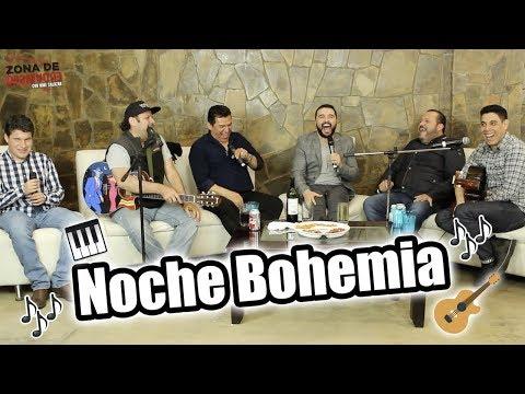 Mike Salazar - ZONA DE DESMADRE NOCHE BOHEMIA