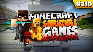 Minecraft Survival Games #210: Is That 10 Hearts?