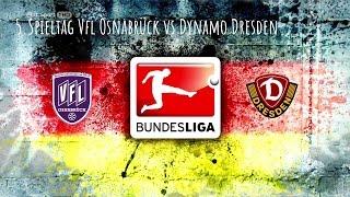 12.3.17 Vfl Osnabrück vs Dynamo Dresden