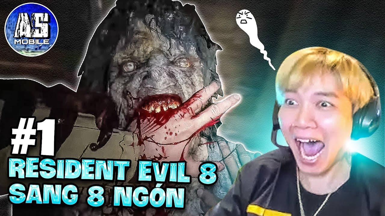 AS Mobile bị mất ngón tay khi chơi Resident Evil 8 | AS Mobile Gamer