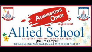 Allied School Song