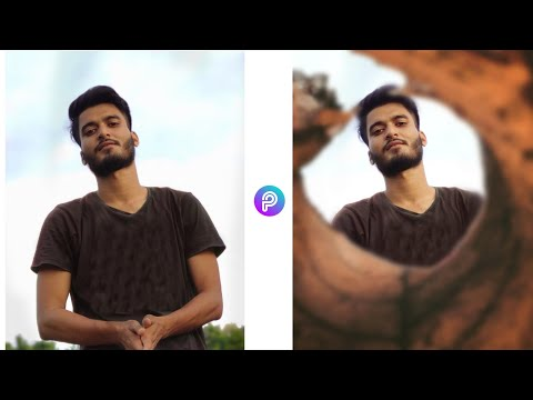 Amazing photo effect | Picsart editing tutorial | PicsArt photo editing 2019 thumbnail