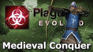 Plague Inc: Custom Scenarios - Medieval Conquer