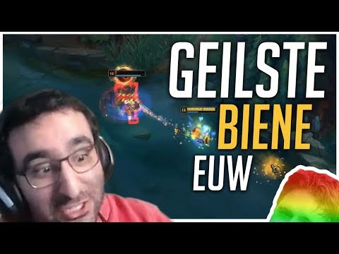 Die Geilste Biene EUW! Stream Highlights - [League of Legends] thumbnail