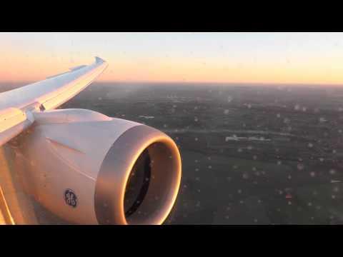Jetairfly B787 flight Ostend - Brussels