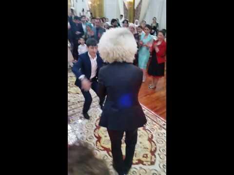 Дагестанец приехал в Таджикистан на свадьбу к другу! (Душанбе - ресторан