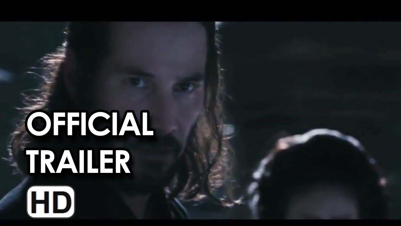 Download 47 Ronin Official Trailer (2013) - Keanu Reeves