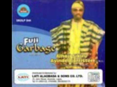 SIKIRI AYINDE BARRISTER-FUJI GARBAGE SERIES 3