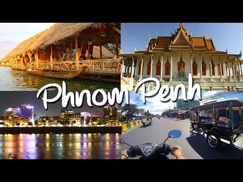 Places to visit in Phnom Penh, Cambodia + day trip to Tonle Bati
