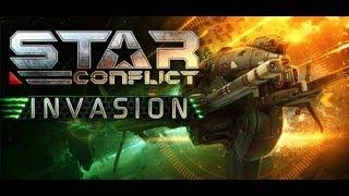 Star conflict- открытый космос! Ожидайте новый ролик !
