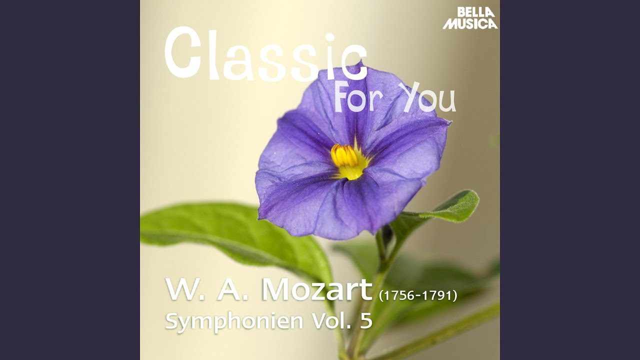 Symphonie in G Minor, K. 183, No. 25: III. Menuetto - Trio