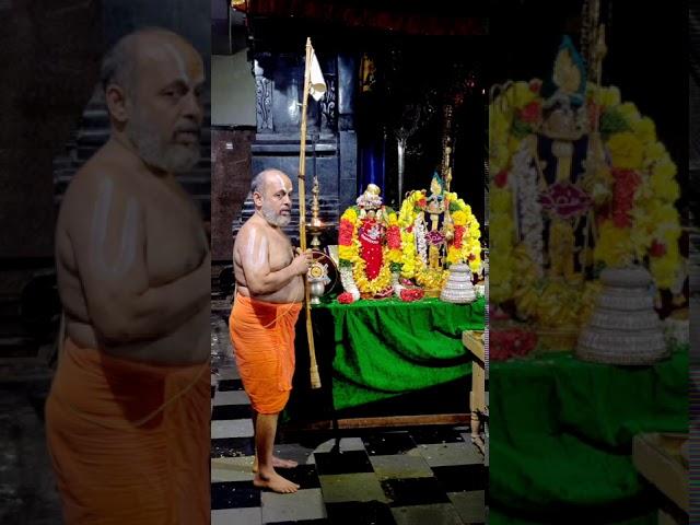 Srimad Andavan Andal Thirukkalyanam Anugraha Bhashanam