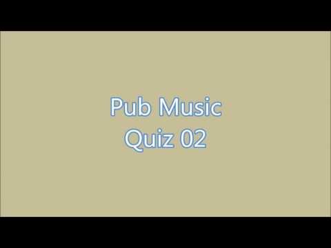 Pub Music Quiz 2