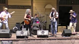 "BULLFISH ""Losing You"" @ 8th Annual Santa Clarita Blues Festival 5-31-15"