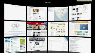Вкладки в интернете на Mac OS X 10.6 (27/44)