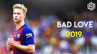 Frenkie De Jong - Perfect Midfielder - Skills u0026 Goals   HD