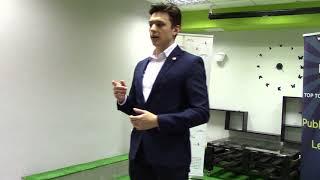 Vadim Tulbu - Discursul 7 - Investeste in tine!
