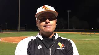 Baseball Postgame: North Alabama - 3.20.18