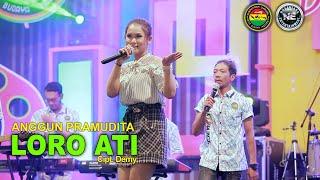 Download Lagu Loro Ati - Anggun Pramudita (Official Music Video) mp3