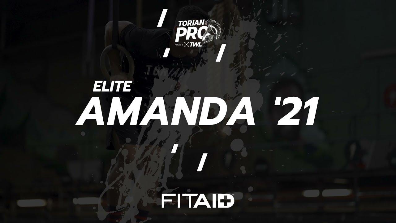 Amanda - Elite Individuals / Teams